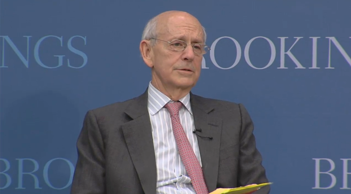 Breyer at Brookings